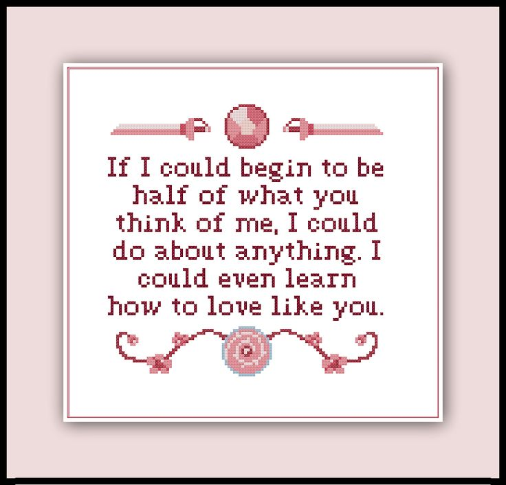 "Cross Stitch Pattern of the ending theme of Steven Universe. Many people think that the song is sung by Rose Quartz to her son. ""If I could begin to be half of what you think of me, I could d…"