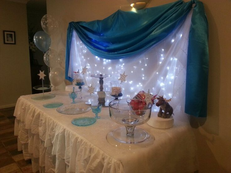 Lilys 5th Frozen Party