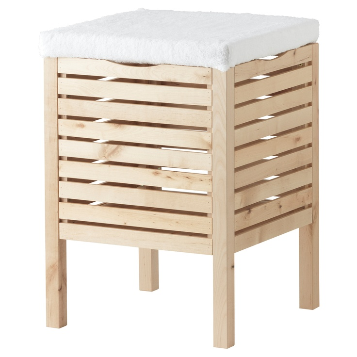 Schön MOLGER Storage Stool   IKEA