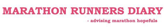 Marathon Runners Diary, European Marathons