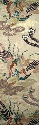 Japanese Textile Art | Framed Art