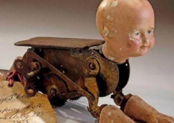 Enam Mainan Anak di Masa Lalu Ini Justru Menyeramkan