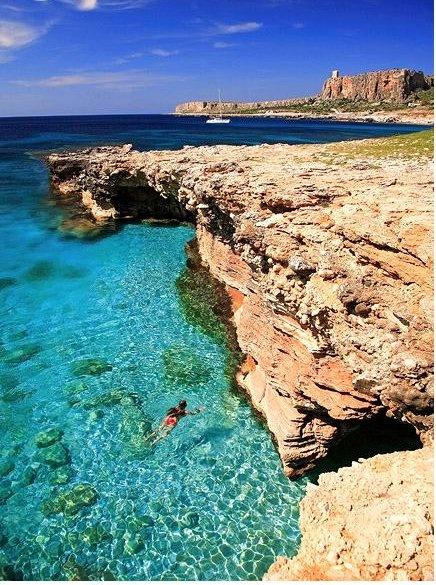 Makari-San Vito Lo Capo-Sicily