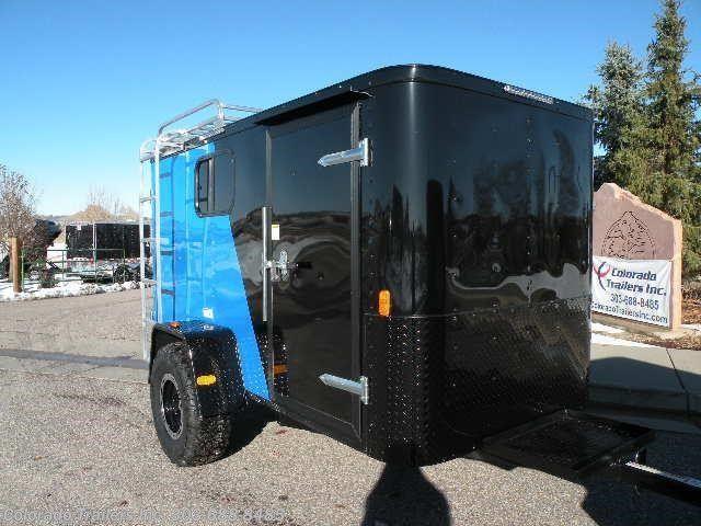 12137 2016 Cargo Craft Elite V 5x10 Off Road Cargo