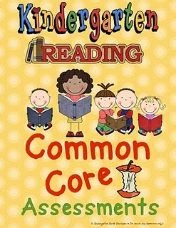 Assess the new Common Core Standards with confidence!: Kindergarten Reading, Core Assessments, School Ideas, Commoncore, Common Cores, Classroom Ideas, Kindergarten Kiosk, Language Arts