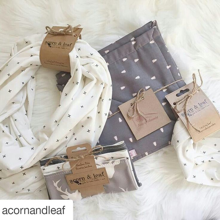 Collaboration with Acorn & Leaf Blankets by http://www.modernbarnbyam.com/shop-all Scarves and Bibs by www.acornandleaf.com