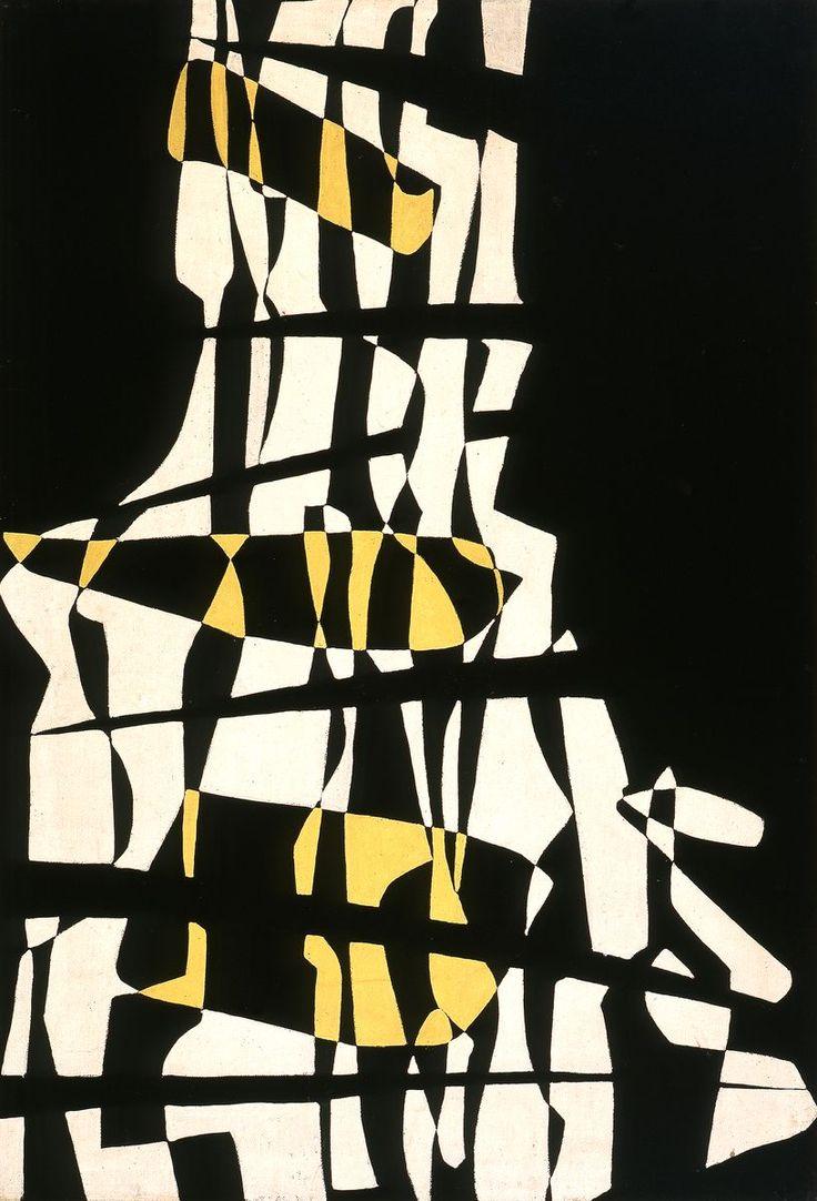Od 24 lutego w Rondzie Sztuki w Katowicach będzie można oglądać wystawę prac Marii Jaremy pt. Laboratorium Awangardy.