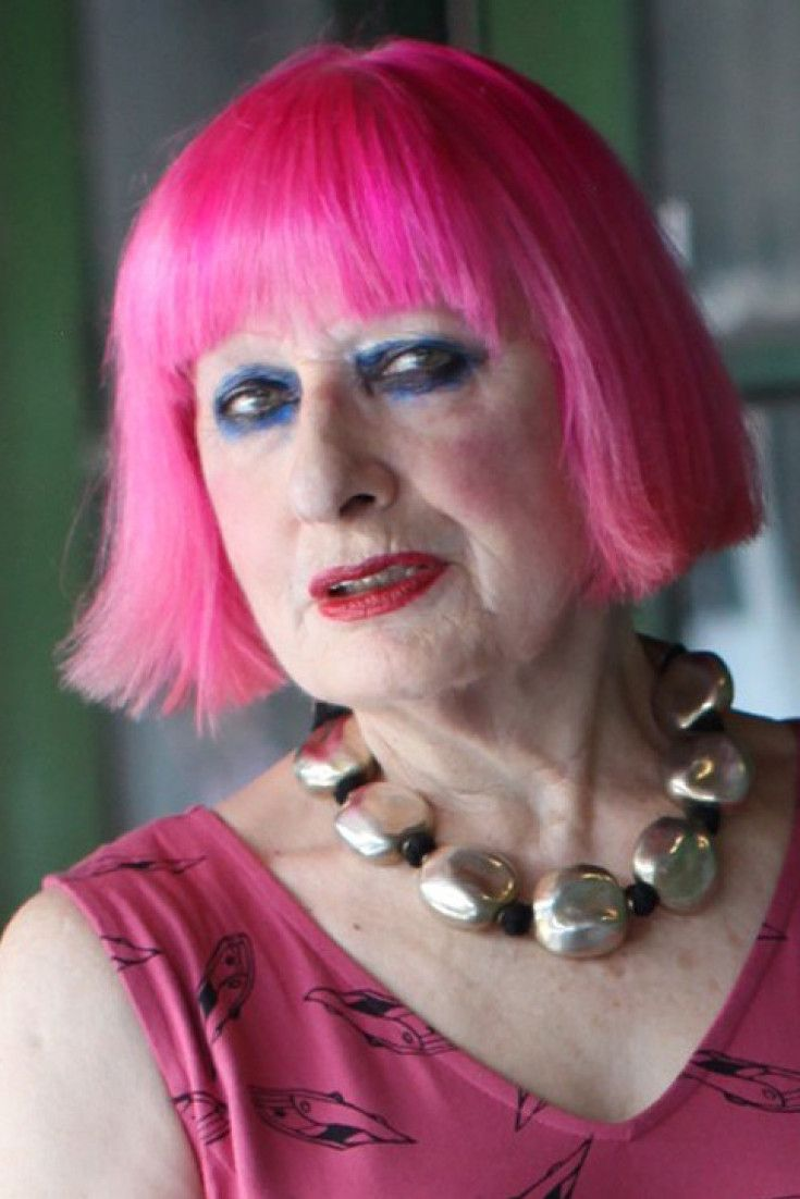 Zandra Rhodes On London Fashion Week And Sustainable Fashion: 'Soon We Won't Have People Or A Planet'
