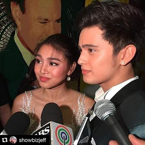 It's official! James Reid and Nadine Lustre admit na sila na talaga! They became a real life couple on Feb 11. It's definitely a dream come true for #JaDine fans worldwide. What a night. #JadineInLoveConcert For more #JaDine updates, just log on to www.Push.com.ph today! KaDineLove AranetaConcert (c) @pushalerts [WLJDR-L]