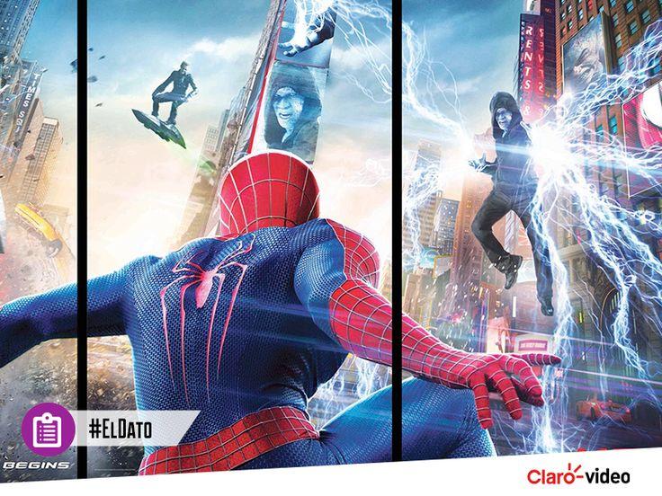 The Amazing Spider-Man 2: El poder de Electro ya ha recaudado más 132 millones de dólares a días de su estreno