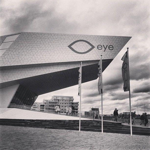 EYE - Film Instituut Nederland in Amsterdam, Noord-Holland