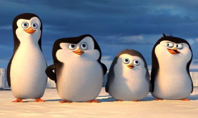 pinguinos de madagascar de bebes - Buscar con Google