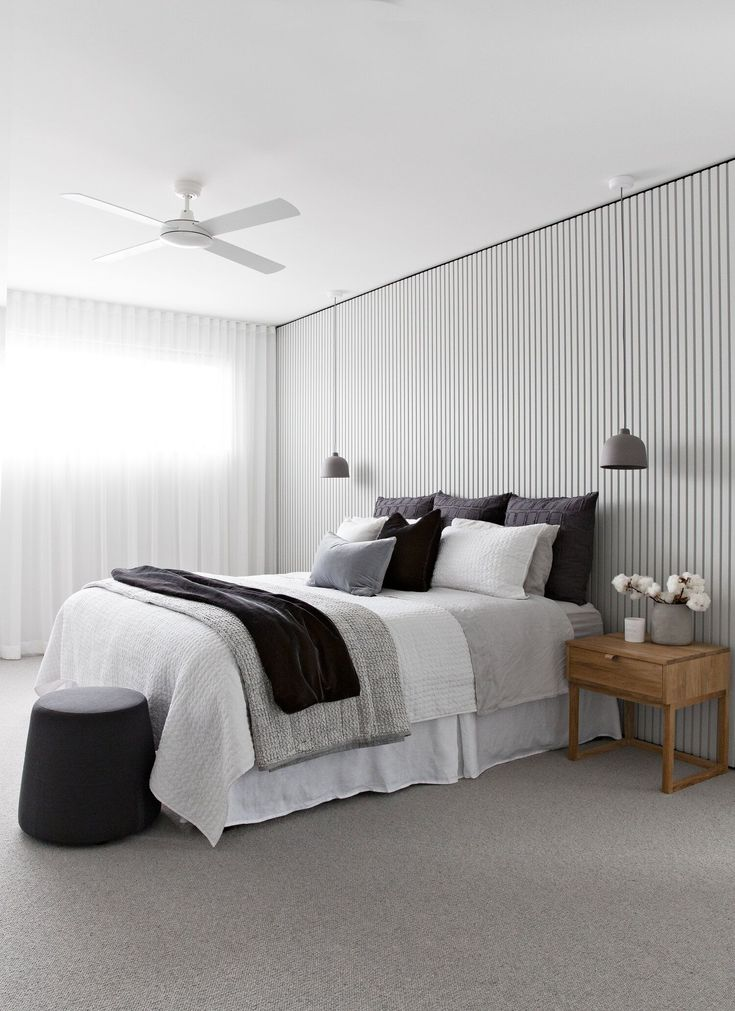 Contemporary Traditional Home Decor in 2020   Bedroom ...
