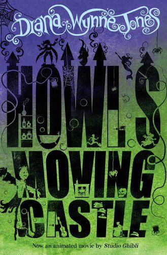 A fairy tale romance - where the heroine spends most of the book transformed into a little old lady. Who else could get away with that? Brilliant: Howl's Moving Castle by Diana Wynne Jones, http://www.amazon.co.uk/dp/B009YBTZ8O/ref=cm_sw_r_pi_dp_9OM4sb1M3E764