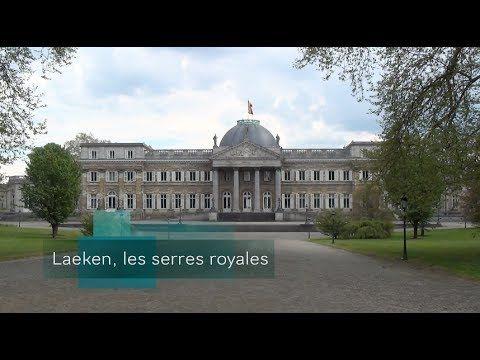 LEM: Visite des Serres Royales à Laeken (Belgique)