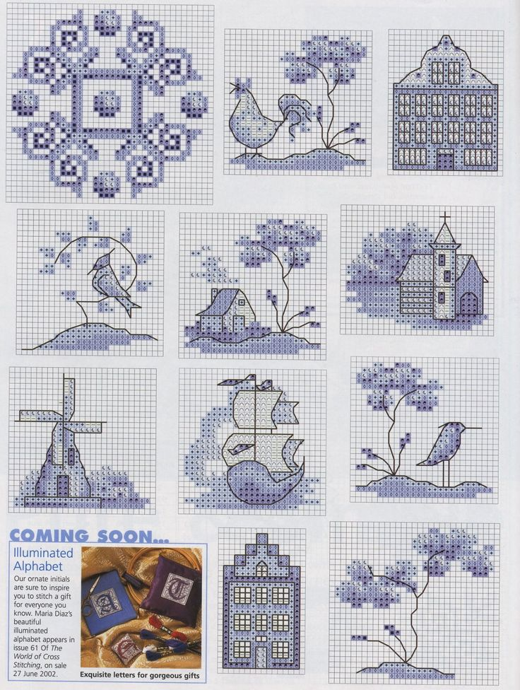 Dutch Cross Stitch