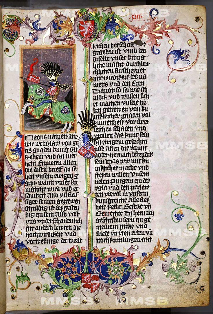 """Der Codex Gelnhausen ist eine zu Anfang des 15. Jahrhunderts vom Iglauer Stadtschreiber Johannes von Gelnhausen niedergeschriebene Rechtssammlung. Der überaus prächtige und wertvolle Codex, der insbesondere die Rechtsgrundsätze des """"Oberhofes in Bergsachen"""" in Iglau zusammenfasst, wird noch heute im Stadtarchiv von Jihlava (Iglau) aufbewahrt. Er gilt als eine wichtige Quelle der tschechischen Geschichte des späten Mittelalters."""