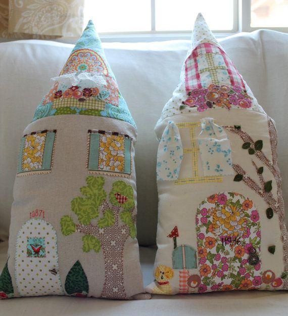 Custom SewHomey Pillow by elizajaneink
