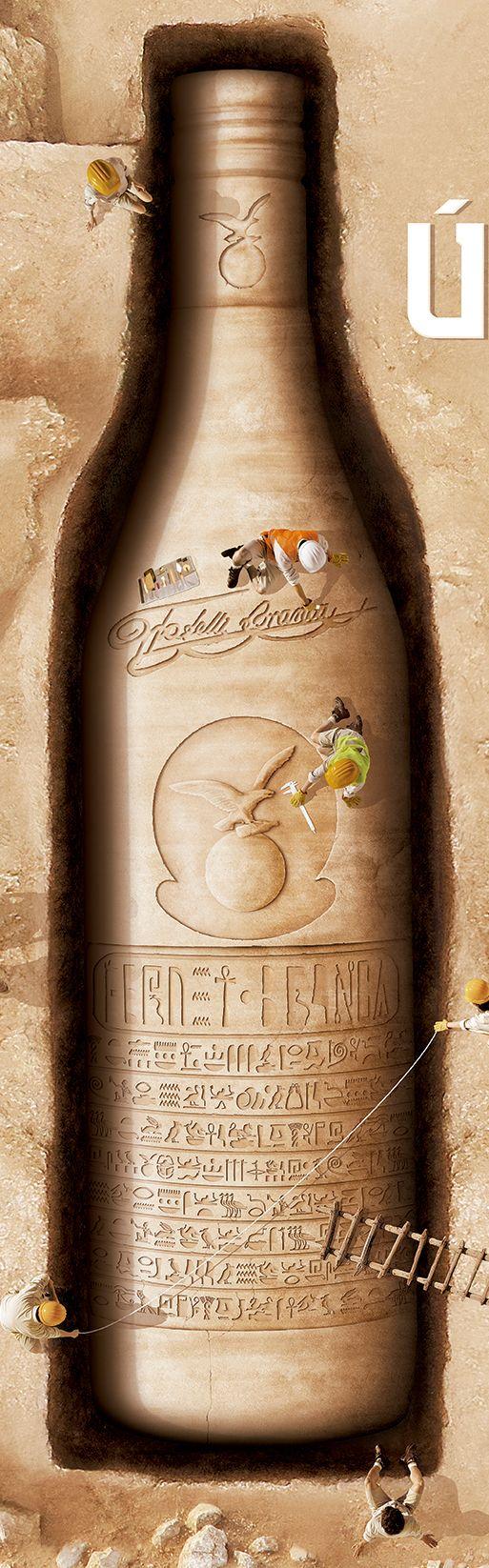 Fernet Branca Único on Behance