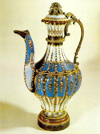 ewer, ottoman empire- Topkapi Palace