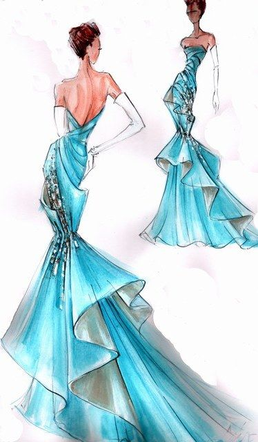 illustration so very pretty, FASHION ILLUSTRATIONS BEAUTIFUL TO LOOK AT