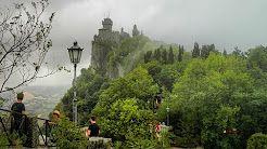 Travelling to Italy - Republic of San Marino 2017.