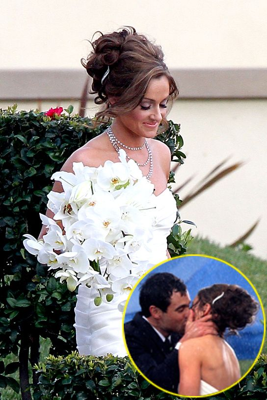 Makeup Secrets From The Bachelor's Jason Mesnick and Molly Malaney's Rained Out Wedding!