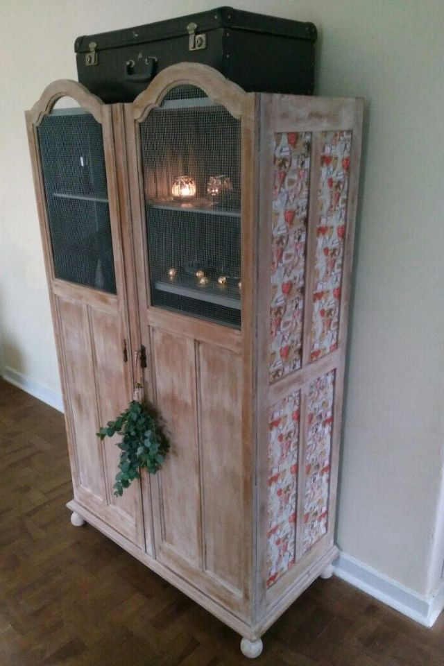 Wardrobe refurbished by Home of Dutch