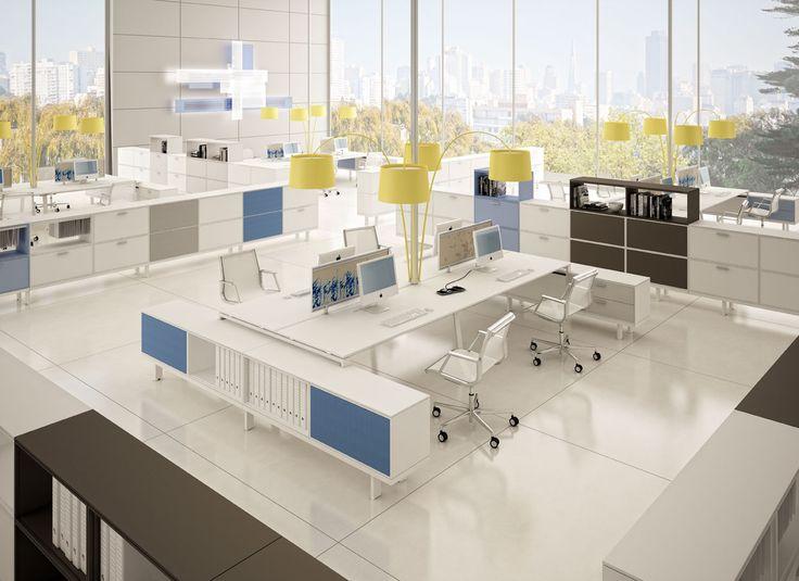 Bralco divisione bralco arredamento per ufficio innova for Forniture per ufficio