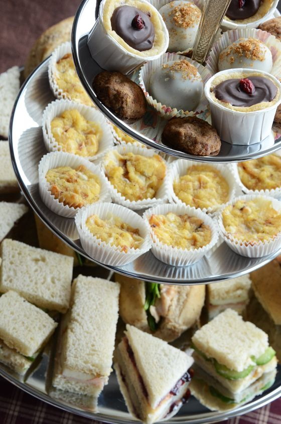 Recipes & Ideas for an Autumn Afternoon Tea