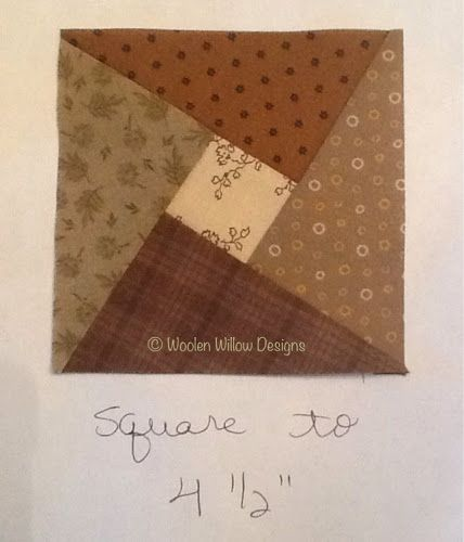 Jeni's blog from the Willow: The winner, and the next blocks!