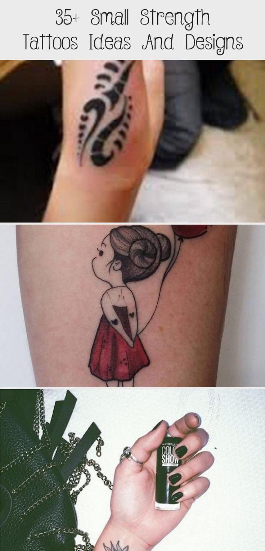 Ehre Und Stärke Tattoo