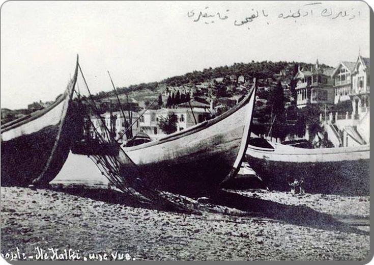 Heybeliada - 1910 lar
