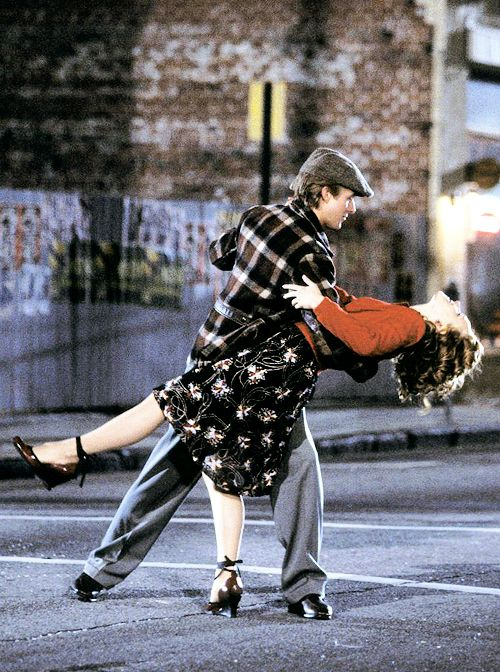The Notebook - love this movie! Not only because of the love story but also because it's set in the 40s, my favorite decade!