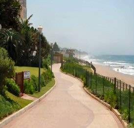 Umhlanga... Walked that path many holidays