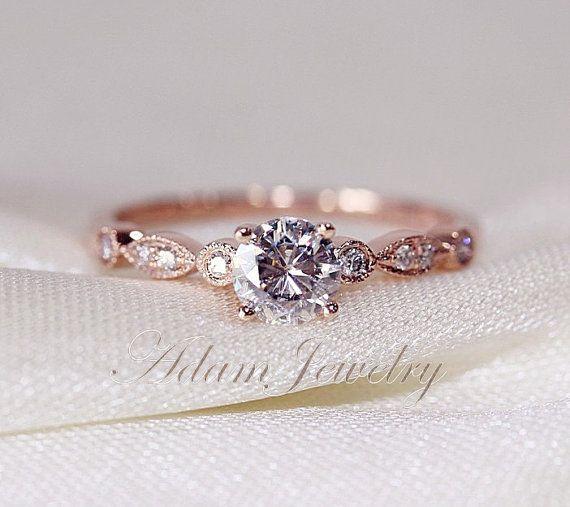 Promise Rings Rings Pinterest Engagement Rings