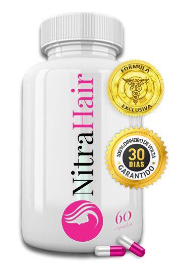 Nitrahair | Hair Growth Formula | Site Oficial