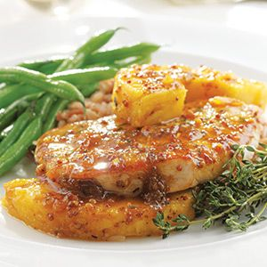 ... Pork Chop Recipes on Pinterest | Pork, Crock pot pork chops and Spice