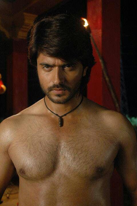 Indian T.v actor Ashish sharma