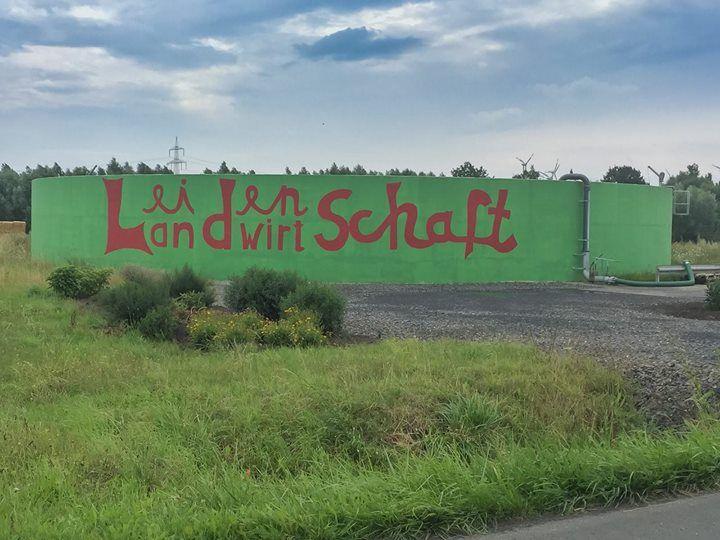 #Leidenschaft #Landwirtschaft  Gesehen in Eineckerholsen Gemeinde Welver Krs. Soest Danke Stefan Niklas für das Foto. Liebe Grüße #Limagrain