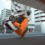 Elastic Vehicles: Warped and Contorted Car Designs by Chris Labrooy