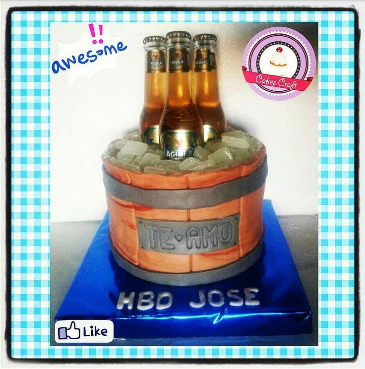 Hoy es un Miercoles Aguila, Pasala facil!/ CID - 512 #tortatematica #barranquilla #cakestagram #uniautonoma #uniatlantico #uninorte #unilibre #unimetro  #hbd #cumpleaños #CakescraftKeados #cakeboss #cupcakewar #cakescraftbq #airsoft #halamadrid #jamesrodriguez10 #collagecostacaribe #enchufetv #desafio2016 #canalcaracol #barranquillaestuciudad #troja #juniorfc #letourdefrance #latroja #cervezaaguila #juniortupapa #aguila #Aguilalight