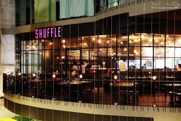 Shuffle - Rustic American Cuisine & Bar (Rain Hill) Bangkok #eatshuffle #shufflebkk