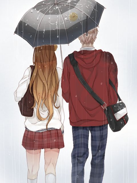 "Drew and i (Haylee) Were walking home together like we normally do. It was raining and we were standing closer then usual. Which was pretty weird. You stop and look at me with this weird expression. ""Um are you okay?"" i whisper as i look up at you. (Be drew please? We can either do this here or on messages :)"