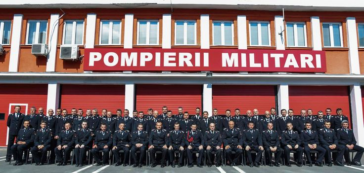 Detasamentul 1 Pompieri Timisoara - 2016