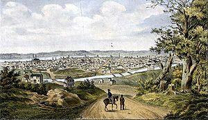 Cincinnati riots of 1841 - Wikipedia, the free encyclopedia