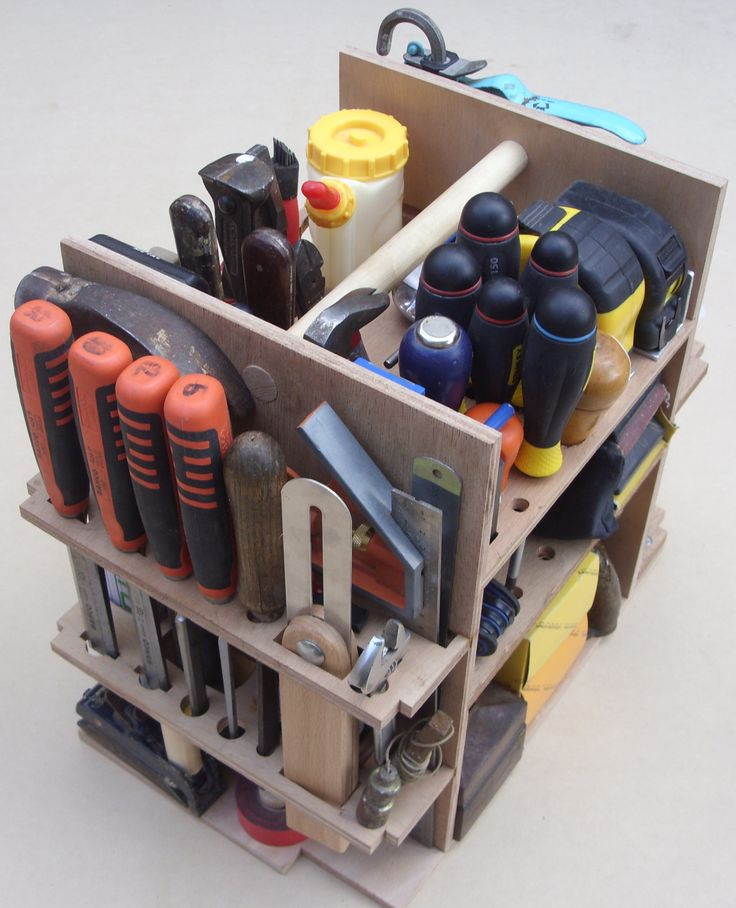 SYS-5 Tool Caddy