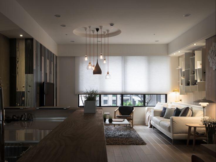 Pin by Hank Chou on 【H】居家 DECO | Modern cozy living room ...