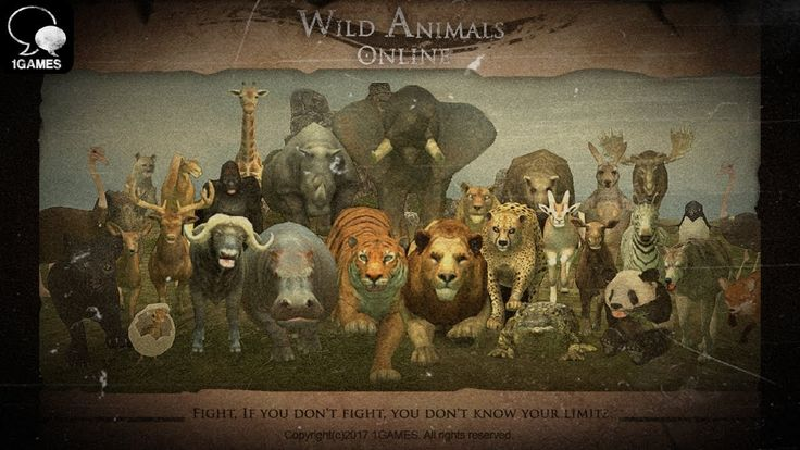 The End of Animals Game, Wild Animals Online, Let's Play Animal Online Game  Can you try out this game?