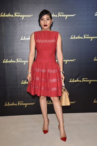 Princess Sirivannavari Nariratana of Thailand attends the Salvatore Ferragamo show during the Milan Fashion Week Spring/Summer 2016 on September 27, 2015 in Milan, Italy.